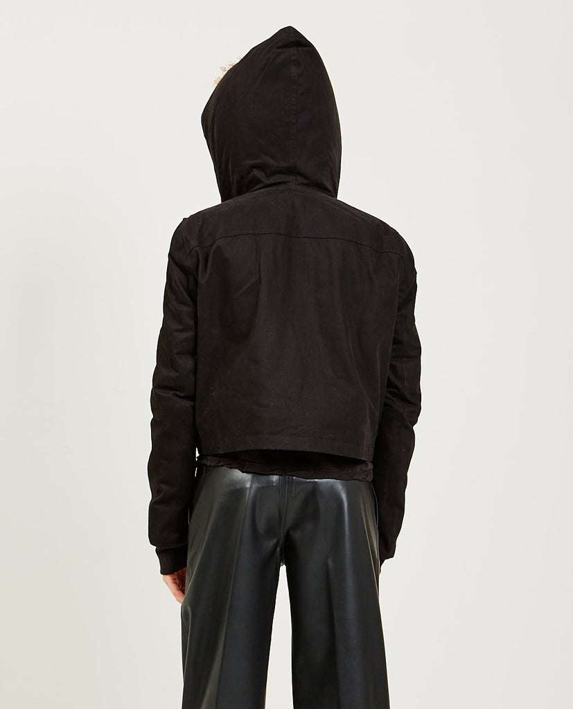 RICK OWENS DRKSHDW-Padded Constraint Jacket-SUMMER20 Women Coats + Jackets-{option1]