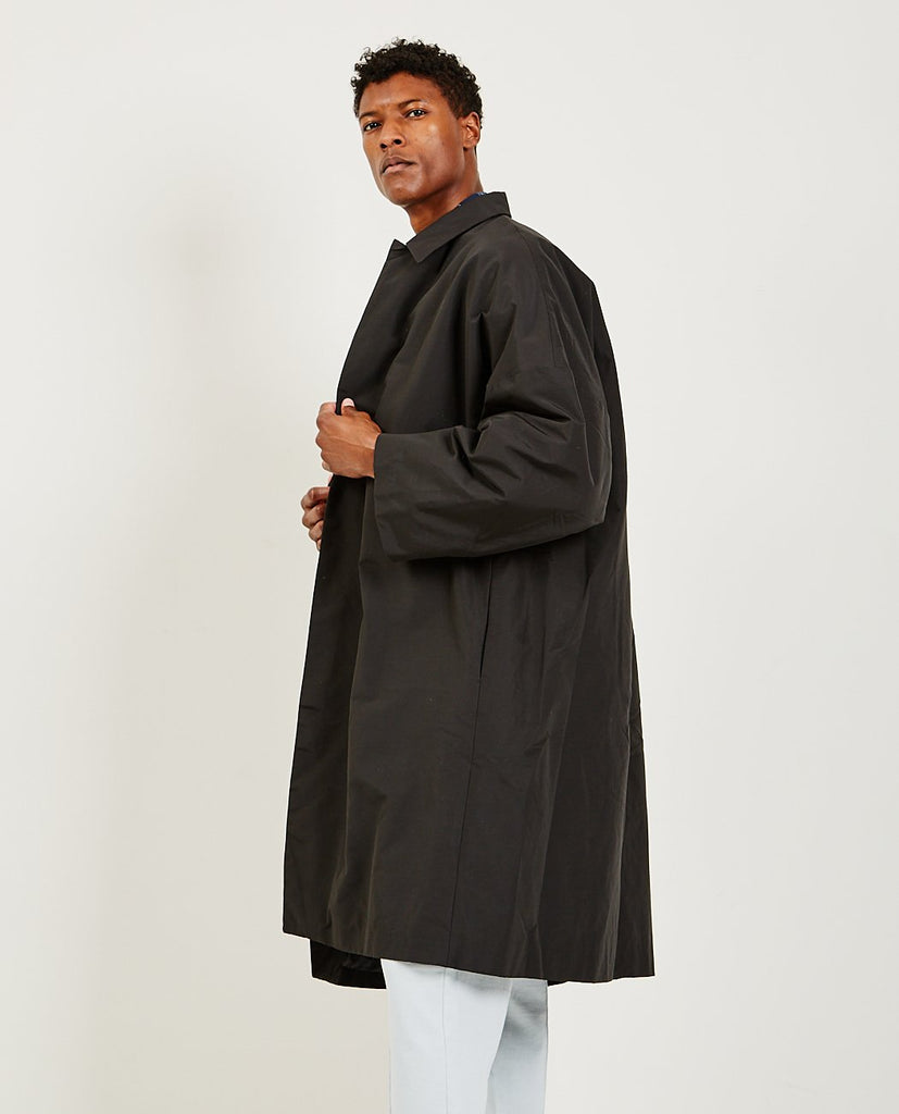 Padded Mac Trench Coat-WILLY CHAVARRIA-American Rag Cie
