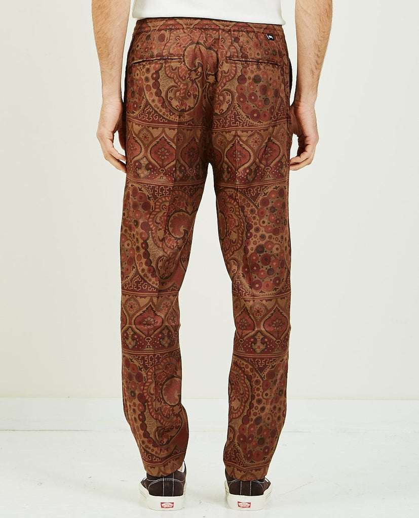 STUSSY-PAISLEY BRYAN PANT-Men Pants-{option1]