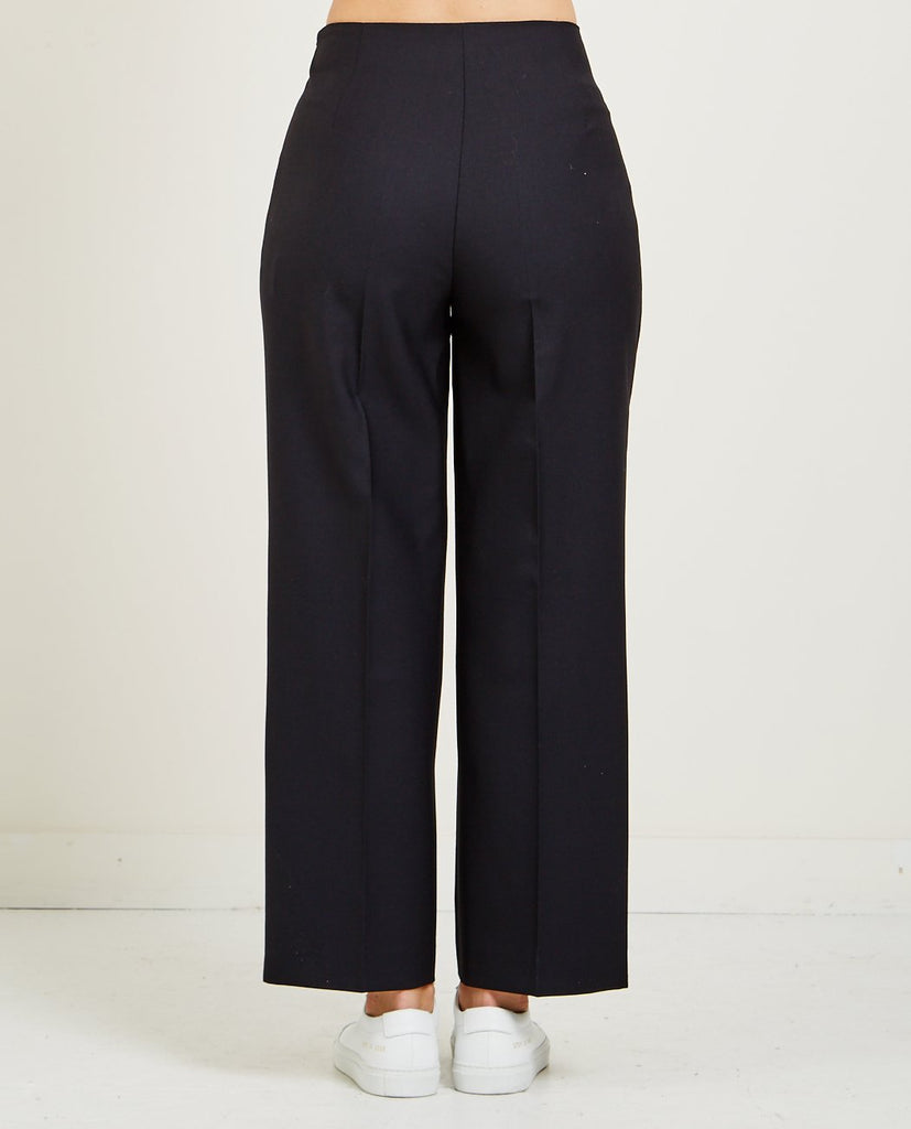 HARMONY-PANDORA WOOL TROUSERS-Women Pants-{option1]
