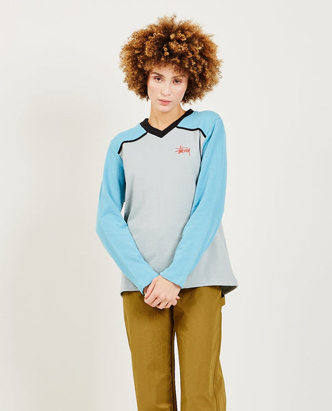 STUSSY Panel V Neck