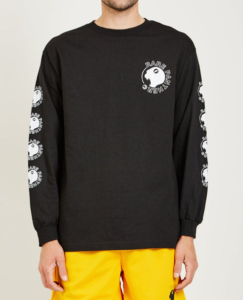 RARE PANTHER PANTHER SEAL LONG SLEEVE TEE