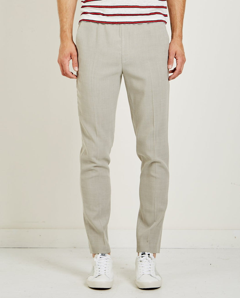 HARMONY-PAOLO WOOL TROUSER-Men Pants-{option1]