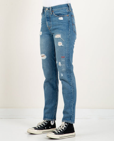 LEVI'S PARTNER IN CRIME WEDGIE JEAN