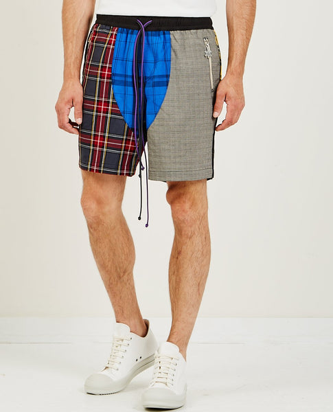 NORWOOD CHAPTERS Patchwork Short
