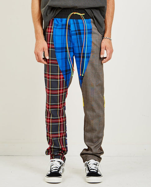NORWOOD CHAPTERS PATCHWORK TRACK PANT