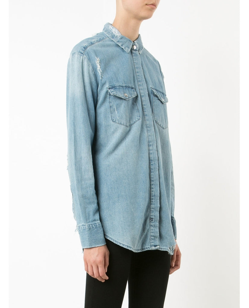 PATTI SMITH SHIRT-KSUBI-American Rag Cie