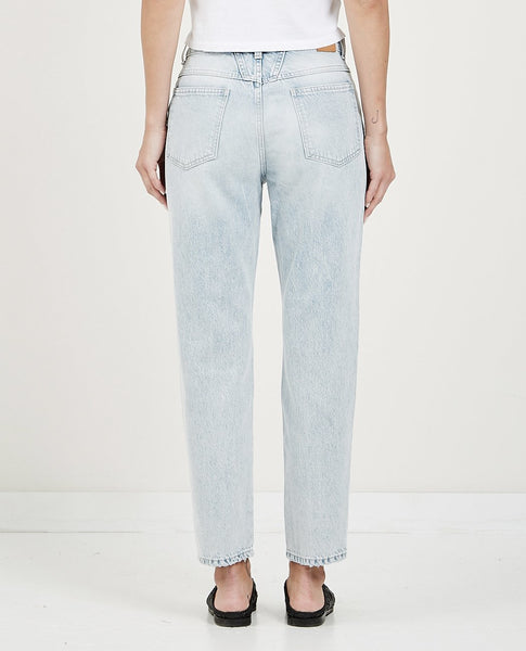 CLOSED PEDAL PUSHER JEANS LIGHT BLUE