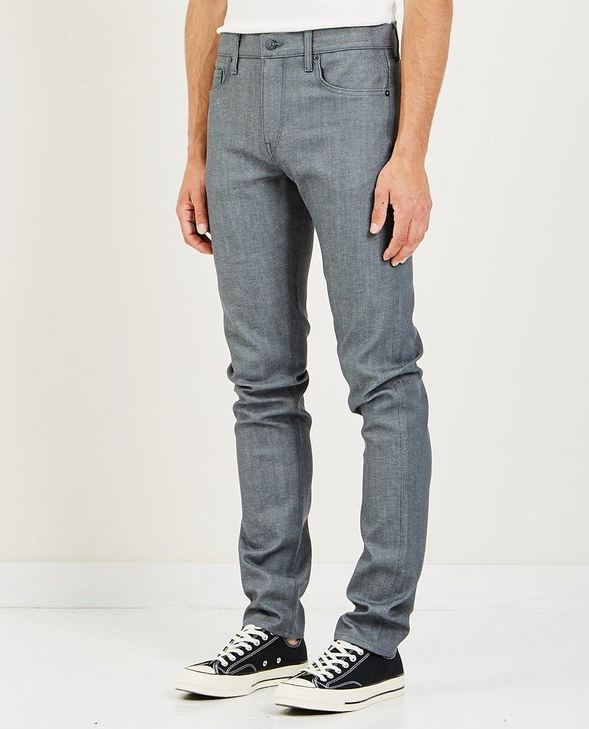 PEN 4-WAY SLIM JEAN GREY RAW-KATO-American Rag Cie
