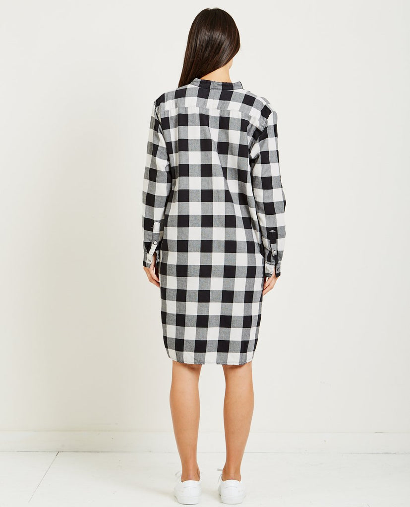 NSF-PEPPER CHECKED DRESS-DRESSES-{option1]