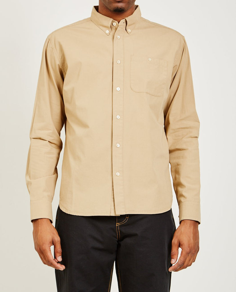 A KIND OF GUISE-PERMANENTS BUTTON DOWN-Men Shirts-{option1]