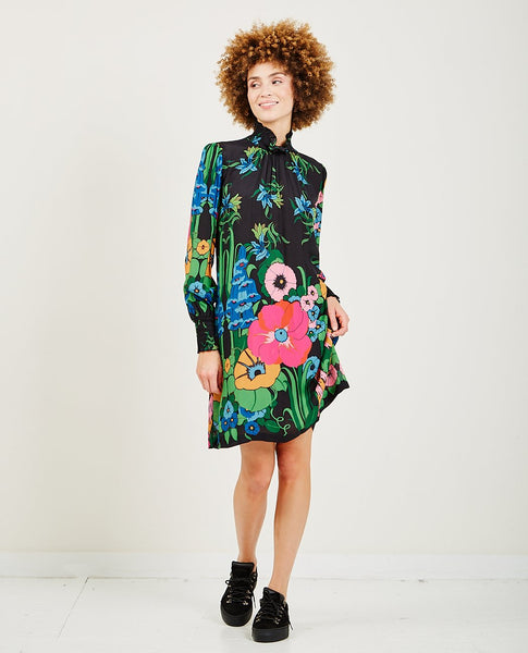 ANNA SUI Phantasm Garden Dress