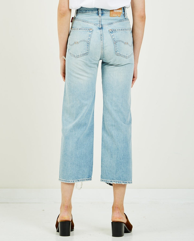 DENIMIST-Pierce High Rise Indigo Destroy-Women Straight-{option1]