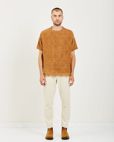 NE-SENSE SAHARA OVERSIZED SHORT SLEEVE JACKET