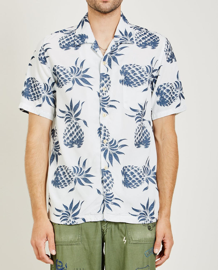 REMI RELIEF-PINEAPPLE ALOHA SHIRT-Men Shirts-{option1]