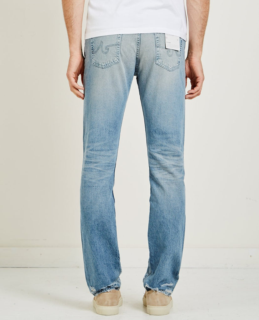 AG JEANS-PIPE JEAN 21 YEARS PIT STOP-Men Slim-{option1]