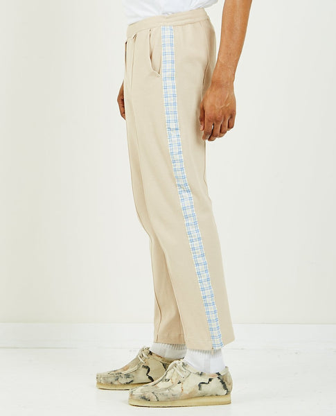 DROLE DE MONSIEUR Piquet Striped Pants