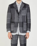 PLAID BAKER JACKET-ENGINEERED GARMENTS-American Rag Cie