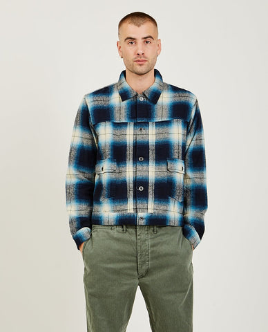KATO The Ripper Blue Black Vintage Plaid