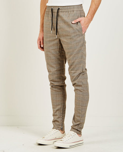 ZANEROBE PLAID UNBLOCKSHOT CHINO TIMBER