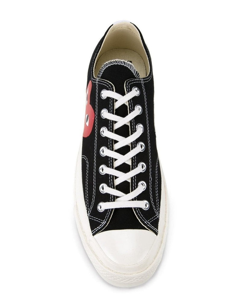 Play Converse Chuck Taylor Low-COMME DES GARÇONS PLAY-American Rag Cie