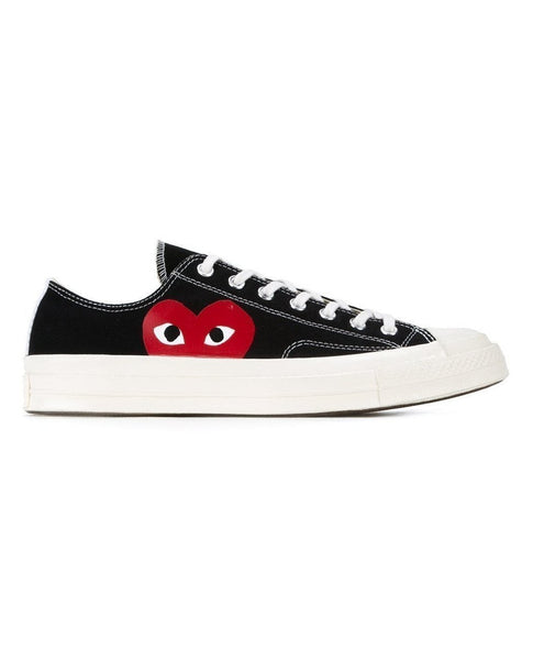 COMME DES GARÇONS PLAY PLAY CONVERSE CHUCK TAYLOR LOW