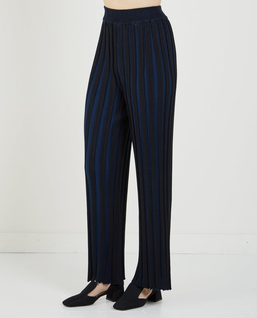 PLEATED KNIT PANT-SUZANNE RAE-American Rag Cie