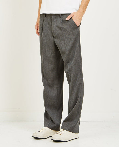 OUR LEGACY PLEATED TROUSER
