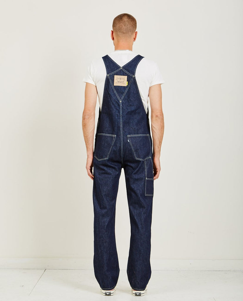 LEVI'S: MADE & CRAFTED-POGGY OVERALL RINSE-Men Relaxed-{option1]