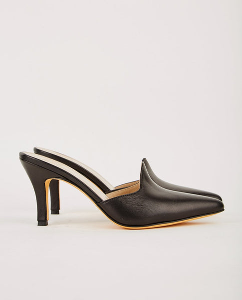 MARYAM NASSIR ZADEH POINTED TOE MULE