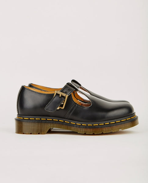 DR. MARTENS POLLEY T BAR SMOOTH