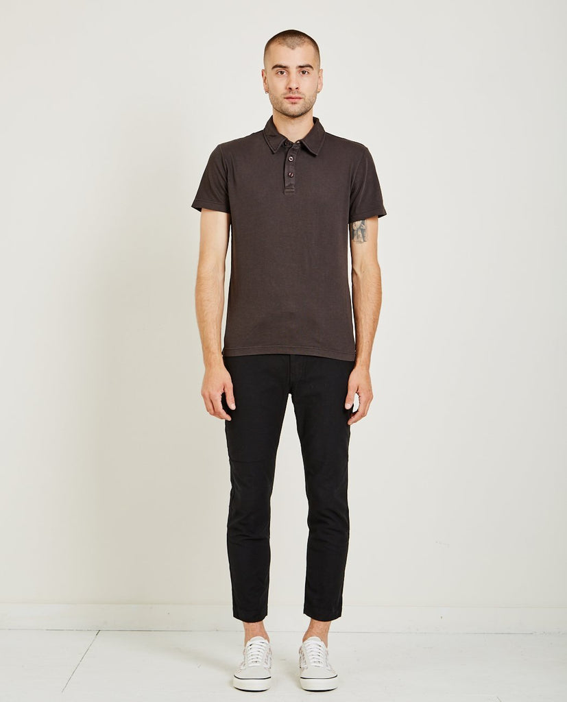 AR321-POLO JERSEY BLACK-Men Shirts-{option1]