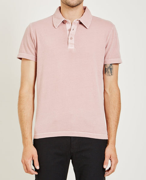 AR321 Polo Jersey Dust Pink