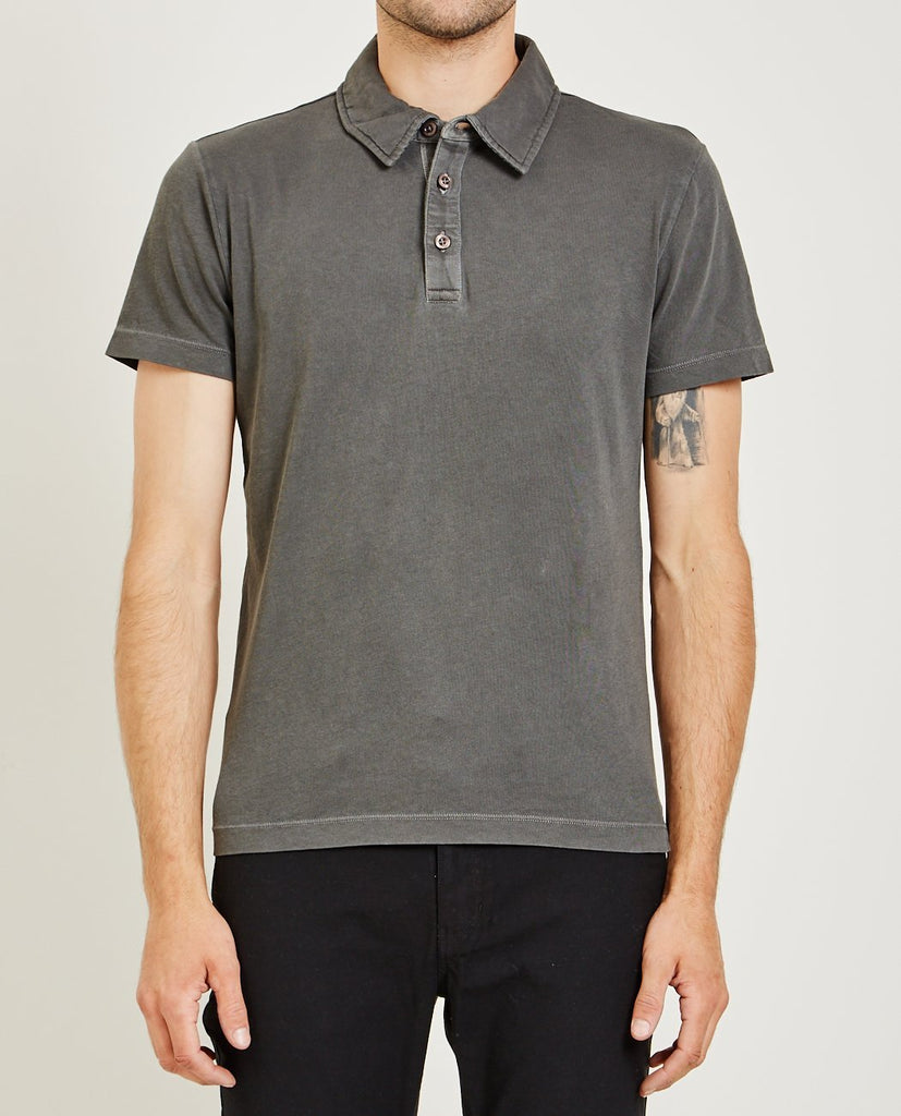 POLO JERSEY MEDIUM GRAY-AR321-American Rag Cie
