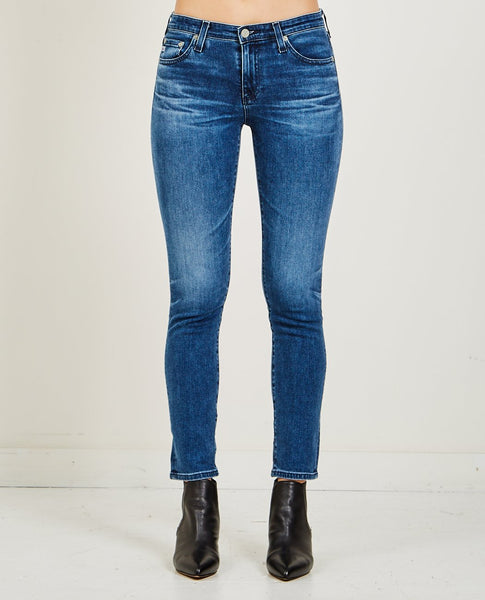 AG JEANS PRIMA ANKLE JEAN 11 YEARS CONTEMPLATE
