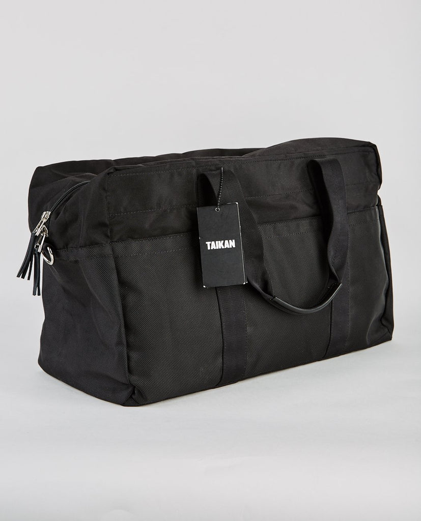 TAIKAN-PROWLER DUFFLE BAG BLACK-Men Bags-{option1]