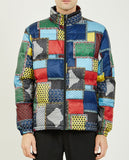 STUSSY-PUFFER JACKET-Men Coats + Jackets-{option1]