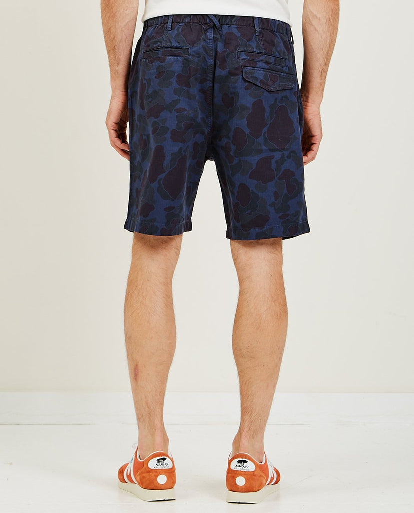 ALEX MILL-Pull On Button Fly Camo Shorts-SUMMER20 Men Shorts-{option1]