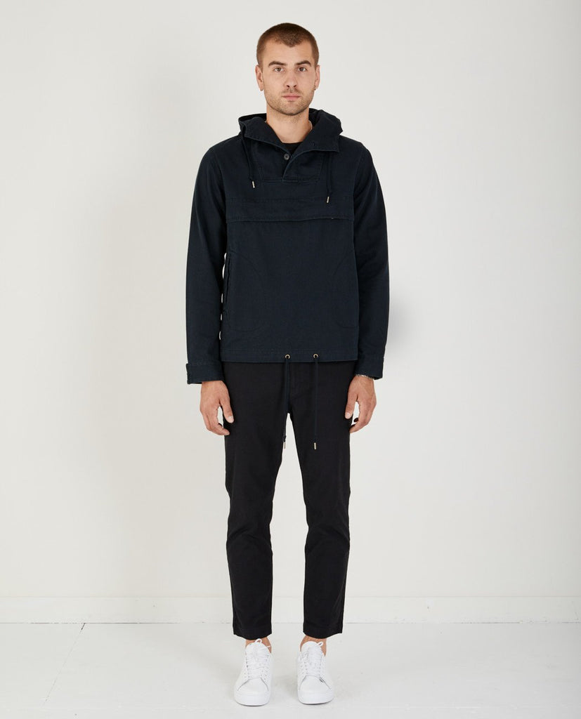 AR321-PULLOVER ANORAK JACKET-Men Coats + Jackets-{option1]