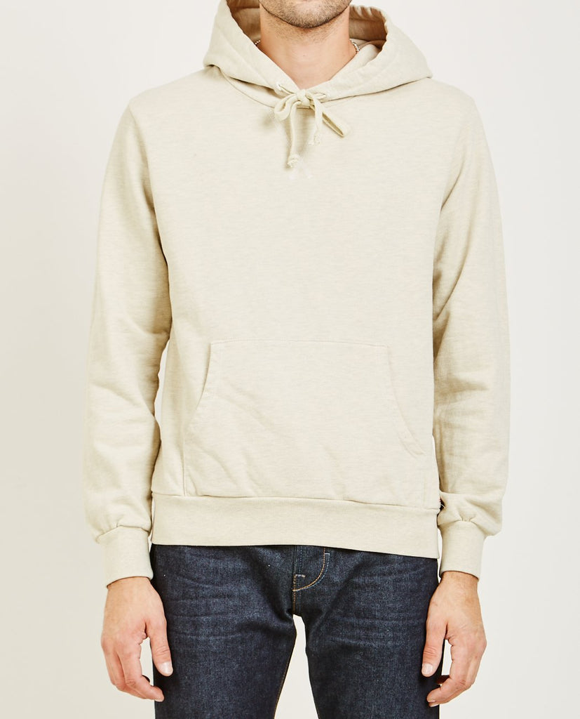 AR321-Pullover Hoodie Oatmeal-Men Sweaters + Sweatshirts-{option1]