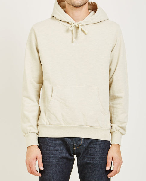 AR321 PULLOVER HOODIE OATMEAL
