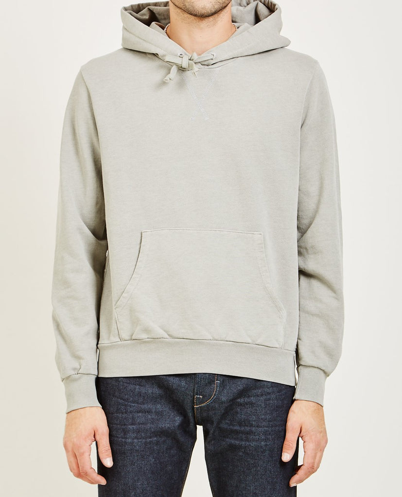 AR321-Pullover Hoodie (Oatmeal) Lt. Grey-Men Sweaters + Sweatshirts-{option1]