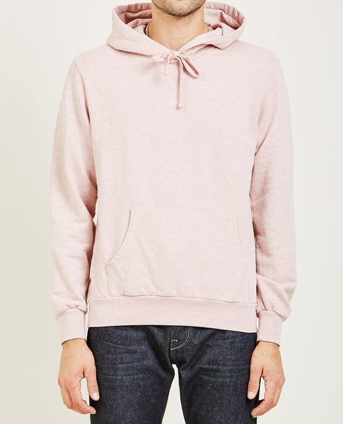 AR321 PULLOVER HOODIE (OATMEAL) PINK