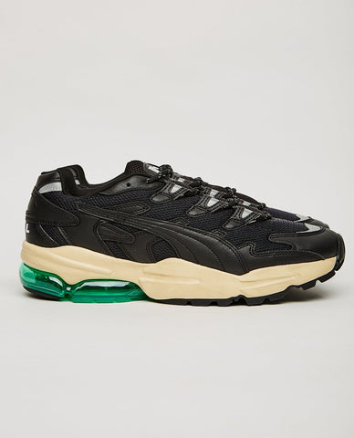 ON. CLOUD 50|50 RUNNING SHOE BLACK/HAY
