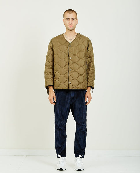 BUSCEMI QUILTER LINER JACKET