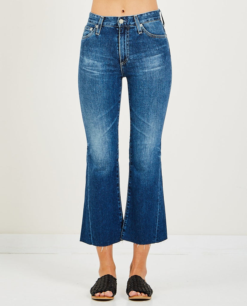 QUINNE CROP 11 YEARS STREAMING-AG JEANS-American Rag Cie
