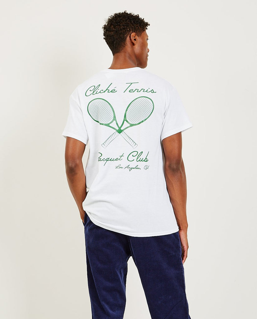 CLICHE TENNIS-Racquet Club Tee-Men Tees + Tanks-{option1]