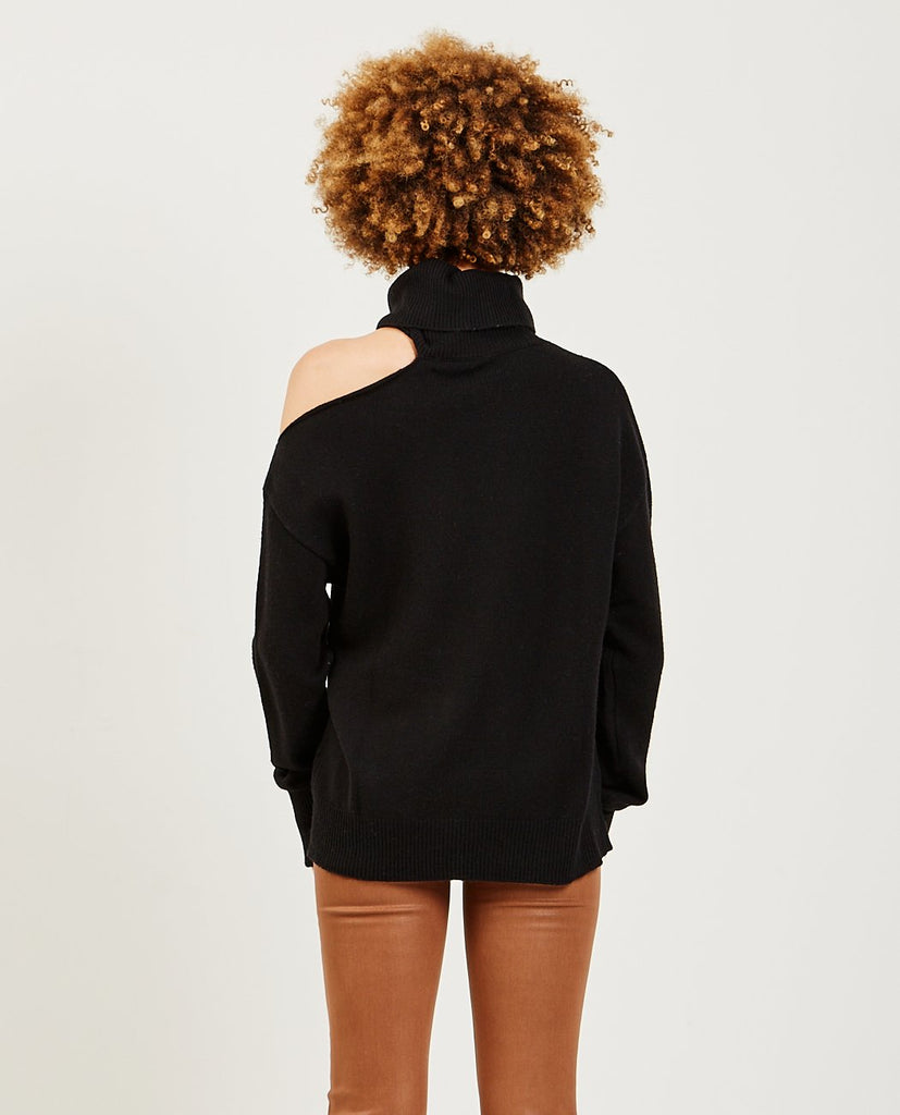 PAIGE-Raundi Sweater Black-Women Sweaters + Sweatshirts-{option1]