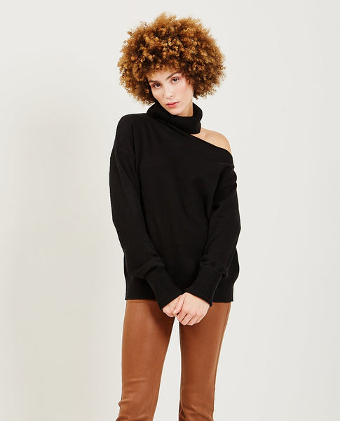 PAIGE Raundi Sweater Black