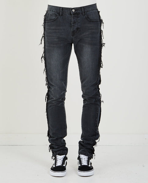 EV BRAVADO RAW EDGE DENIM JEAN